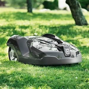 Tondeuse Robot Husqvarna : husqvarna automower robotic lawn mower the green head ~ Premium-room.com Idées de Décoration