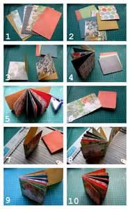 wallet size photo album folded paper mini s plus tutorial papervine