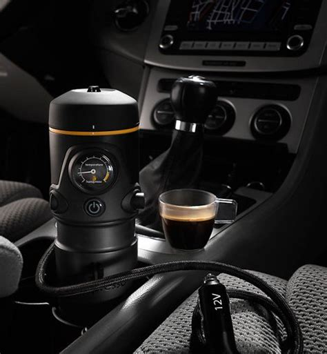 Espresso Express: In Car Coffee Maker is a Jolt on Wheels   Gadgets, Science & Technology