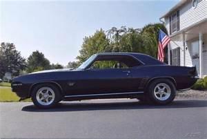 1969 Chevrolet Camaro Ss X