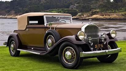 Antique Insurance Convertible Cadillac
