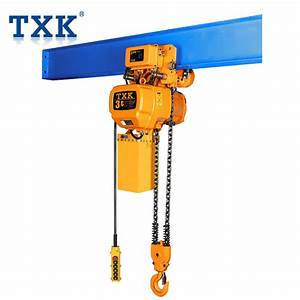 China Ce  Gs Certificated 3 Ton Lifting Equipment