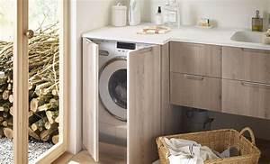 Waschmaschinenschrank Mit Tür : badm bel serie sys30 echo burgbad ~ Eleganceandgraceweddings.com Haus und Dekorationen