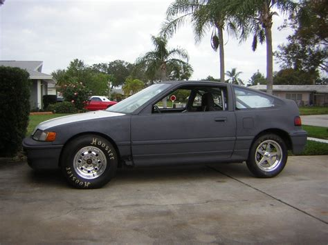 1988 Honda Civic Crx Si Pictures Mods Upgrades