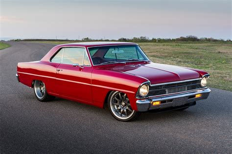 This May The Cleanest Chevrolet Nova