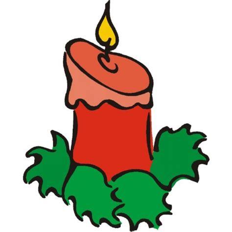 Colori Per Candele by Disegno Di Candela Di Natale A Colori Per Bambini
