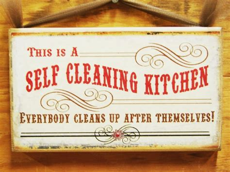 Office Kitchen Clean Up Signs by Kitchen Laundry Signs