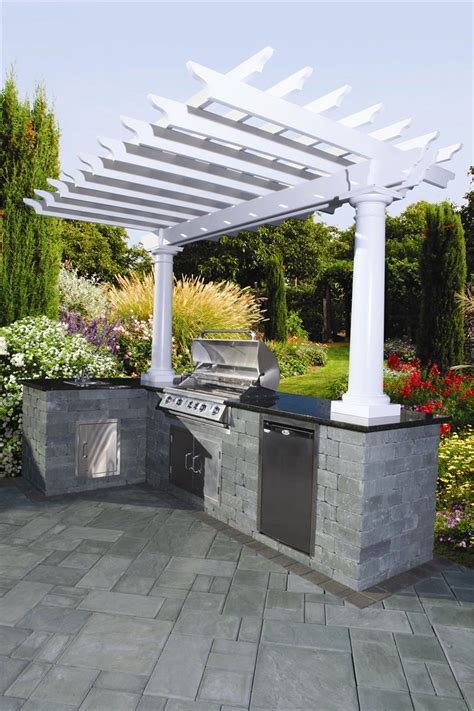 outdoor kitchen designs ideas 15 smart outdoor kitchen ideas that go way beyond grills