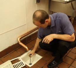 guardian drain lock locking restaurant floor sink baskets  floor drains prevents plumbing