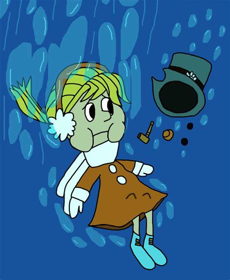 X Mas Day 6 Frosty The Snowman Karen Underwater By