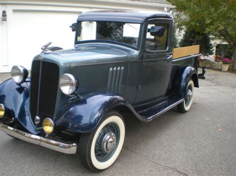 1934 Chevy Pickup Mint Condition No Reserve