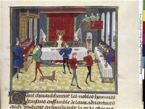banquet au moyen 194 ge vikidia l encyclop 233 die des 8 13 ans
