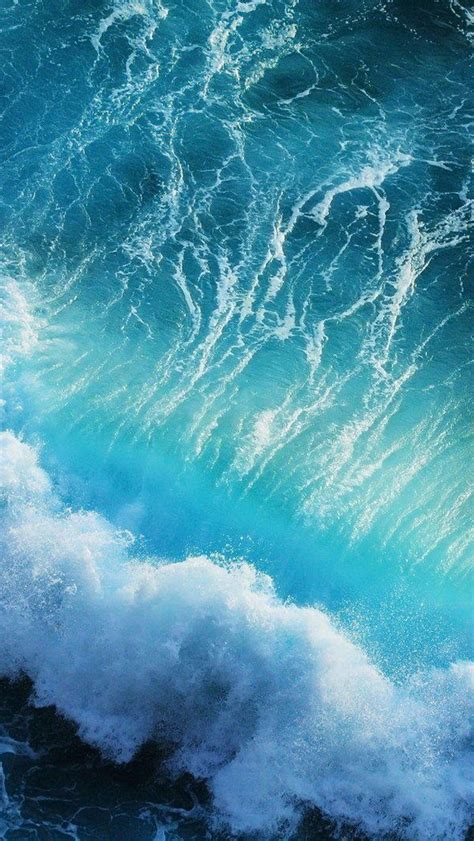 Pulse Waves iPhone Wallpaper - iDrop News