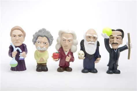 scientist action figures