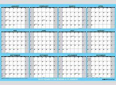 2018 Yearly Calendar FREE DOWNLOAD Your Calendar Guy