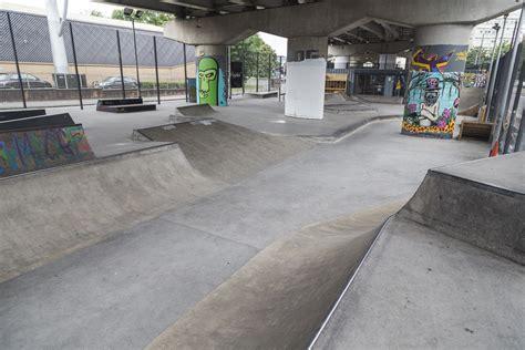 SPOT CHECK: Projekts Skatepark, Manchester | Ride UK...