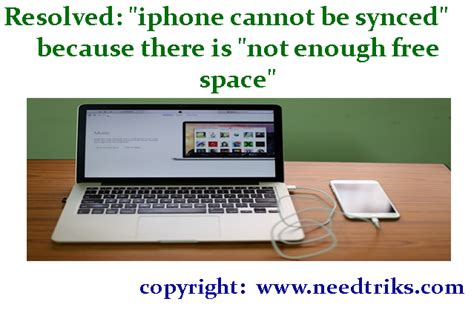 iphone cannot be synced because it cannot be found resolved quot iphone cannot be synced quot because there is quot not