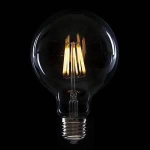 Umrechnung Led Glühbirne : led gl hbirne gl hfaden vintage g95 e27 8w 800lm sophie ~ A.2002-acura-tl-radio.info Haus und Dekorationen