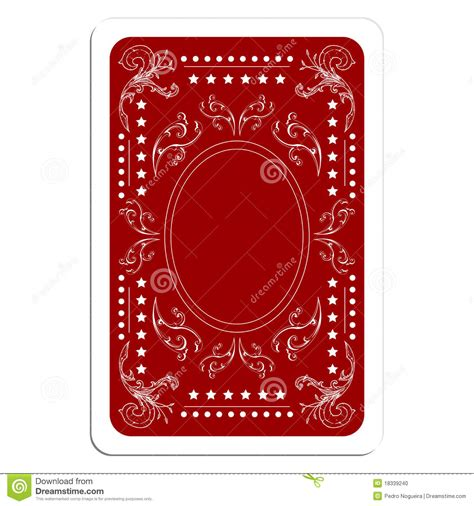 playing card  stock vector image  betting card