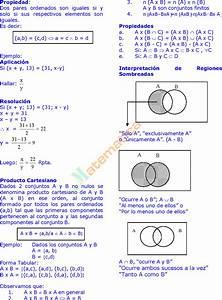 Diagramas De Venn Preguntas Resueltas En Conjuntos Pdf