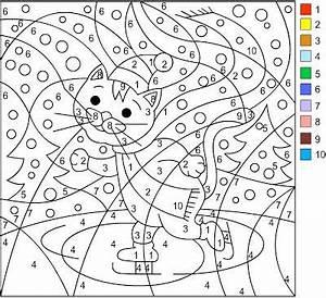 Adventskalender Zahlen Mathe : nicole 39 s free coloring pages winter color by number malen pinterest ausmalen malen und ~ Indierocktalk.com Haus und Dekorationen