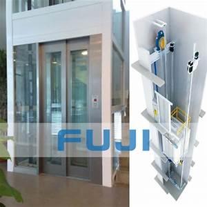Fuji, 320kg, Small, Home, Glass, Elevator, Lift, Price, In, China