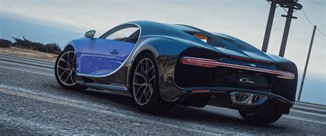 Pues eso, hay una lista de vehículos del nuevo dlc y en esa se encuentra un truffade. 2017 Bugatti Chiron 5.0 - GTA 5 Mod | Grand Theft Auto 5 Mod