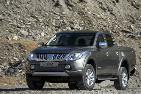 Mitsubishi T120ss Picture by Mitsubishi L200 Up Pictures Carbuyer
