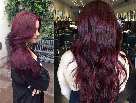 Best 25+ Cherry Coke Hair Ideas On Pinterest