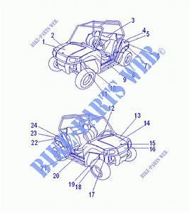 33 Polaris Rzr 170 Parts Diagram