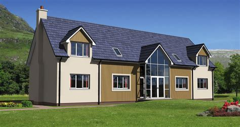 Countryside Range  Timber Frame Kit Homes By Norscot