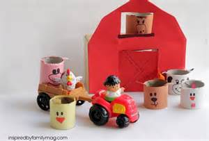 Animal Farm Barn Craft