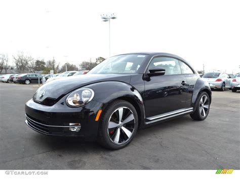 black volkswagen bug black vw beetle bug