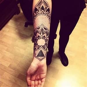 Tattoo Avant Bras : avant bras mandala pinterest beautiful love and ~ Melissatoandfro.com Idées de Décoration