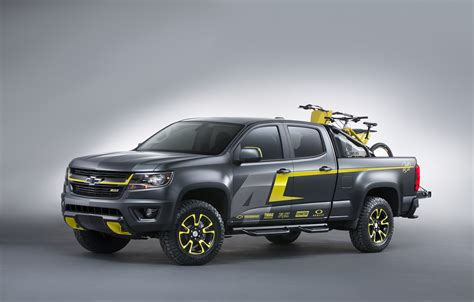 2018 Colorado Performance Concept Sema 2018 Gm Authority