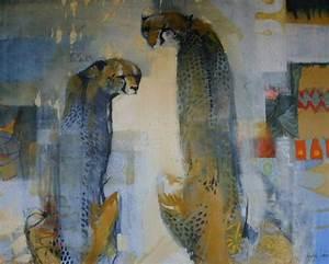 everard read, keith joubert, wildlife paintings, 2010 ...