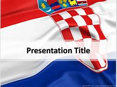 Croatia PowerPoint Template Download Free PowerPoint PPT