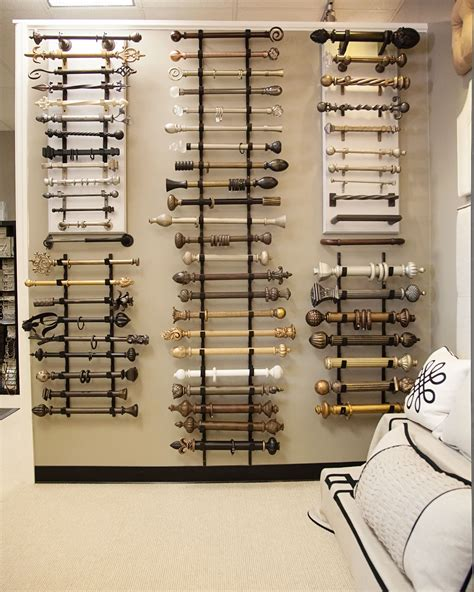 classic home collection drapery hardware drapery design s rod hardware collection in our paoli