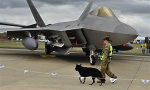 F-22 Raptor pilots experience new oxygen deprivation ...