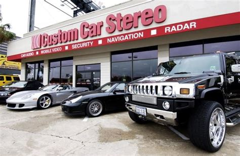 custom car stereo car stereo installation houston tx