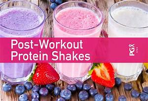 What Are The Benefits Of Protein Shakes After A Workout