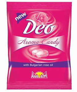 DEO Rose with sugar