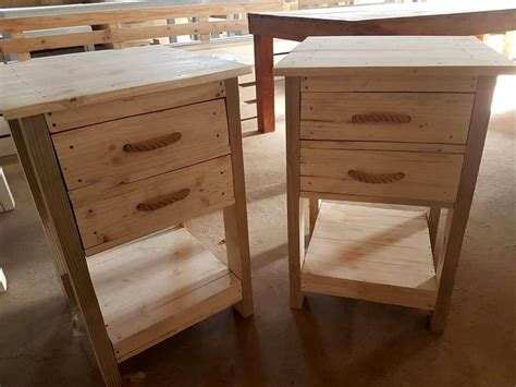 Diy Pallet Wood Furniture Ideas For The Home