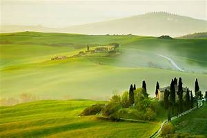 Wallpaper Landscape, Scenery, Tuscany, Italy, HD, 4K ...