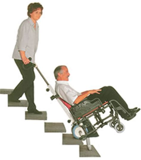 s max the powered stairclimber for your wheelchair