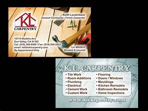Business cards zuwerks for Carpentry business cards ideas