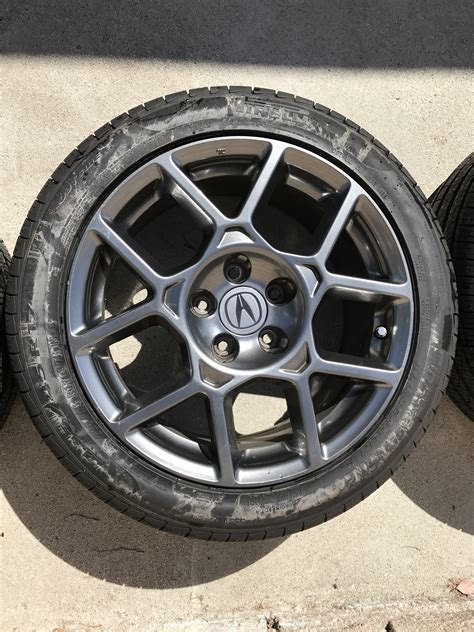 Acura Tl Oem Wheels by Sold 2007 Acura Tl Type S Oem 17in Wheels Acurazine