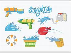 Songkran Vector Download Free Vector Art, Stock Graphics
