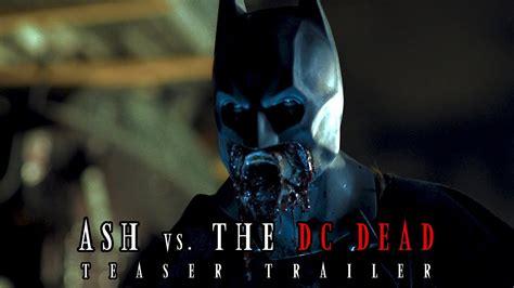 ash  lobo   dc dead fan film teaser youtube