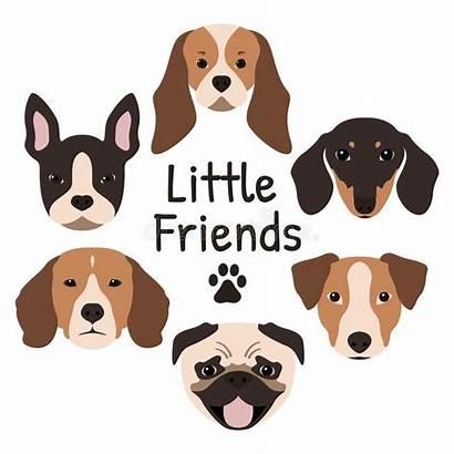 Dog Icons Cane French Insieme Premium Reeks
